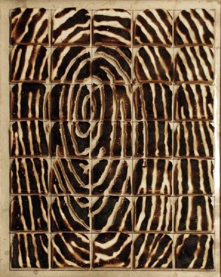 David Reinmondo,《print》,2008。圖/鍾經新提供。