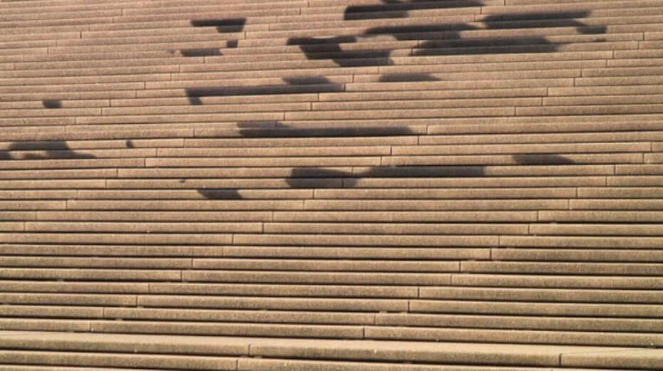 Jess MacNeil,《Opera House Steps March》,2006。圖/鍾經新提供。