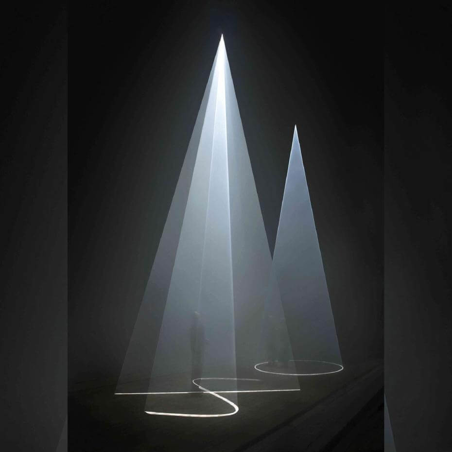 Anthony McCall,《Between You and I》