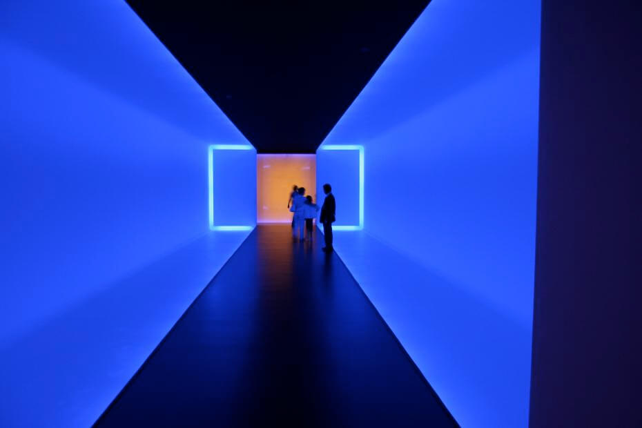 James Turrell,《The Light Inside》。Photograph by Ed Schipul。圖/取自flickr。