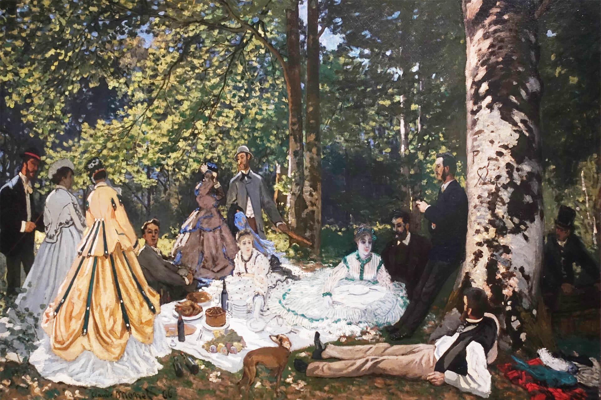 東京直擊:普希金博物館繪畫特展-法國風景畫的旅行