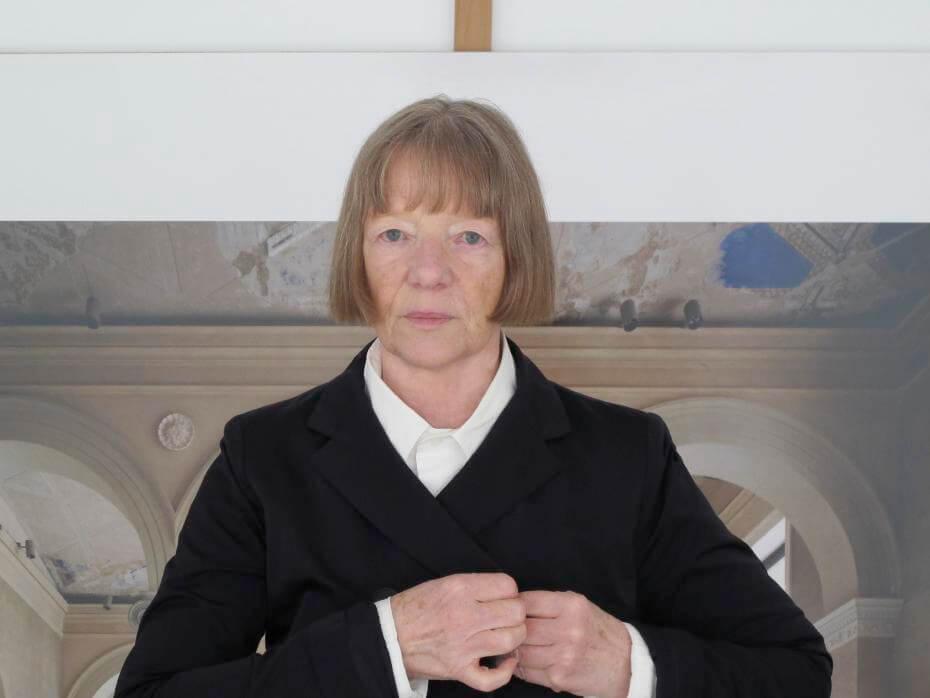 藝術家Candida Höfer。