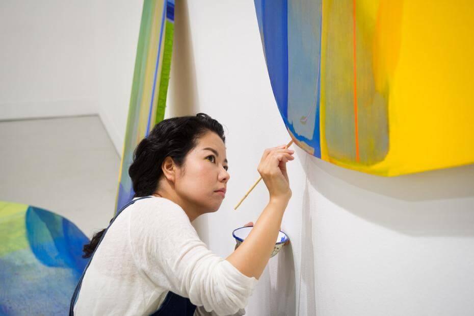 藝術家Manika Nagare。