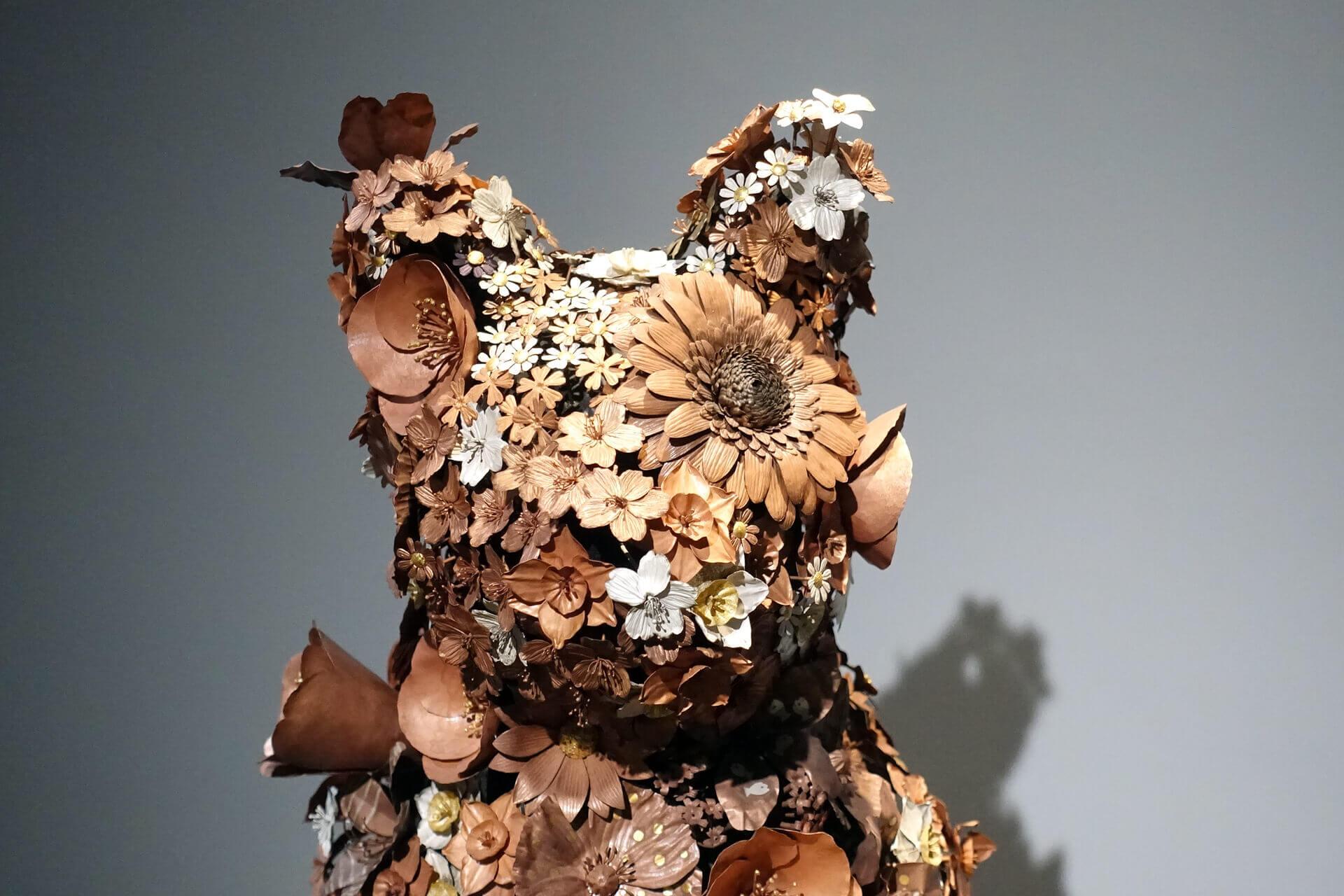 多納藝術:結構與變奏:日本當代雕塑展
