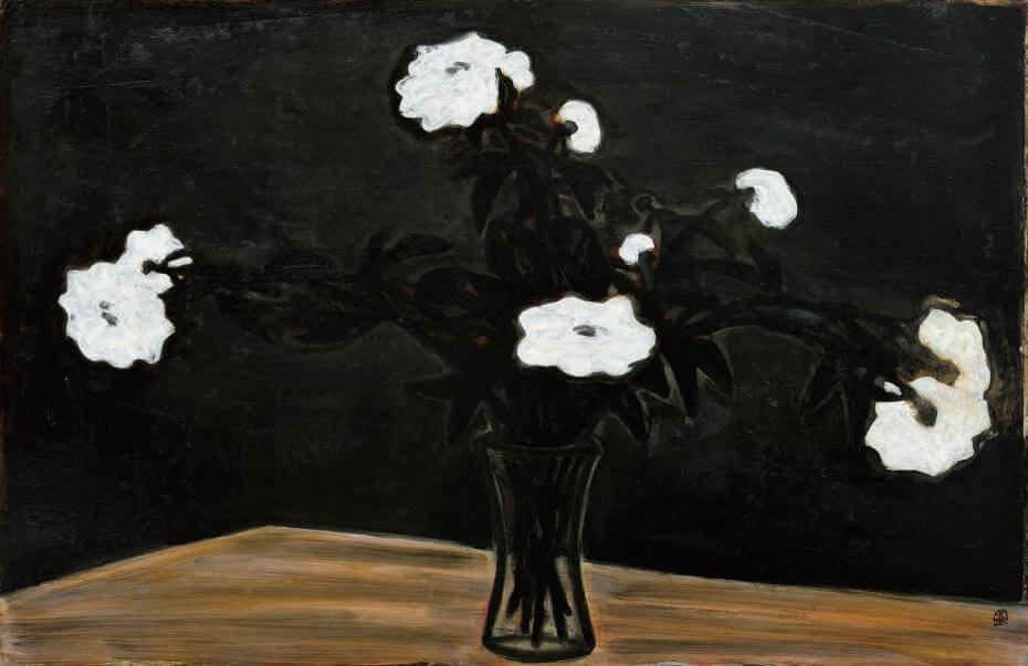 常玉|花(藝術微噴)
