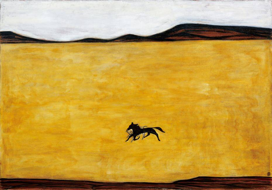 常玉|馬(藝術微噴)