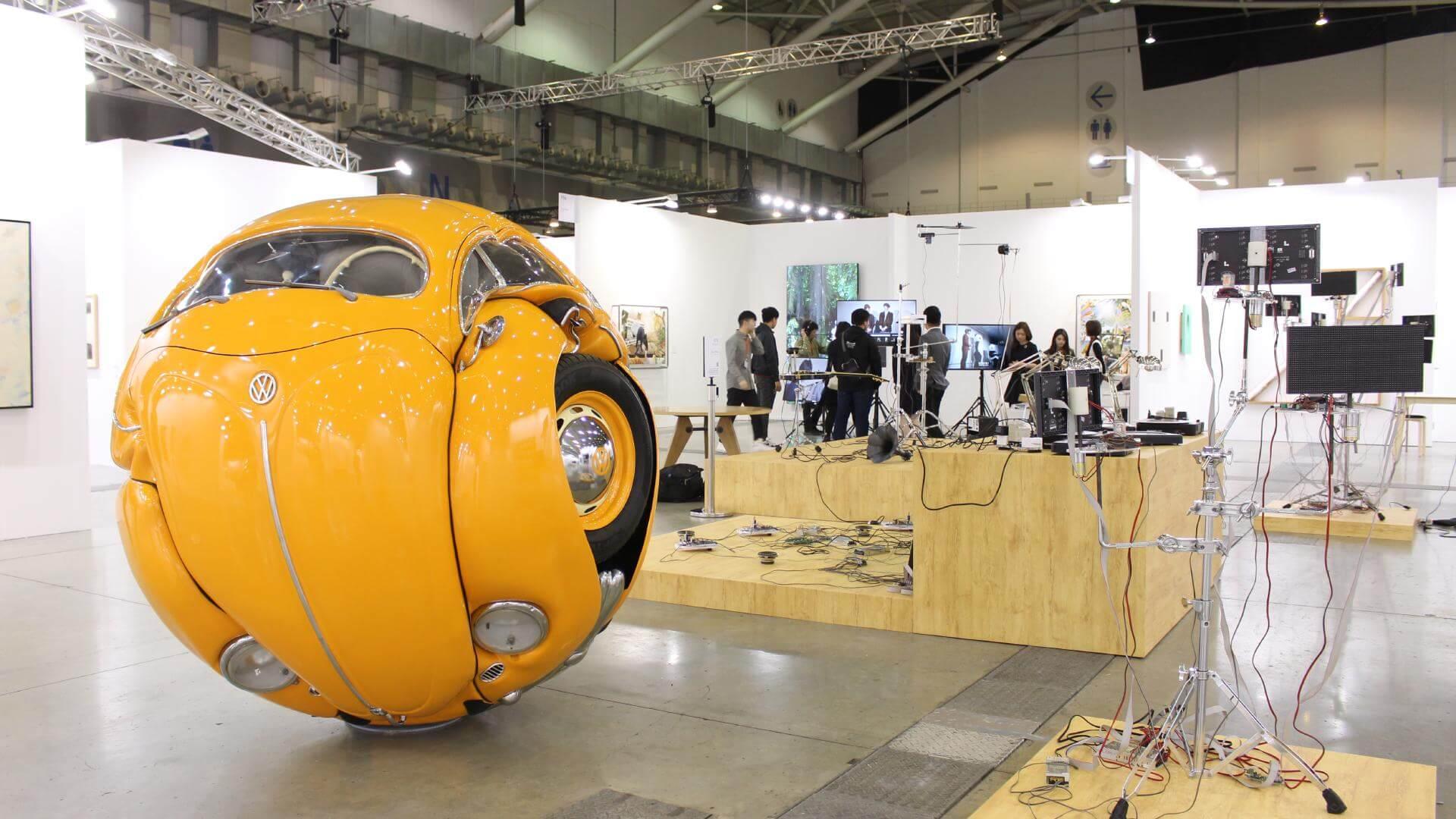 台北當代藝術博覽會TaipeiDangdai:國際重磅畫廊精選篇