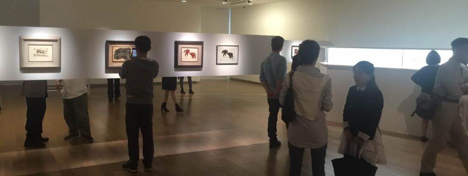 誠品畫廊2018年舉辦《細看常玉展》;非池中藝術網提供