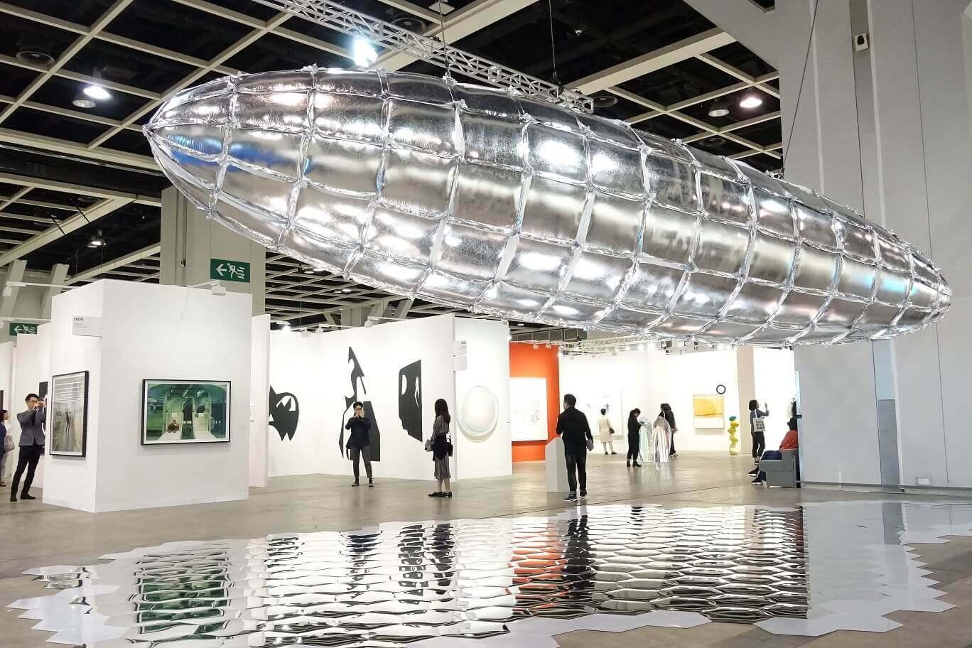 香港巴塞爾藝術展取消即將舉行的香港展會