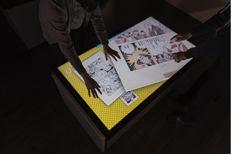 從《橫手增田漫畫博物館》收藏漫畫原稿 觀看日本文化產業的保存與研究