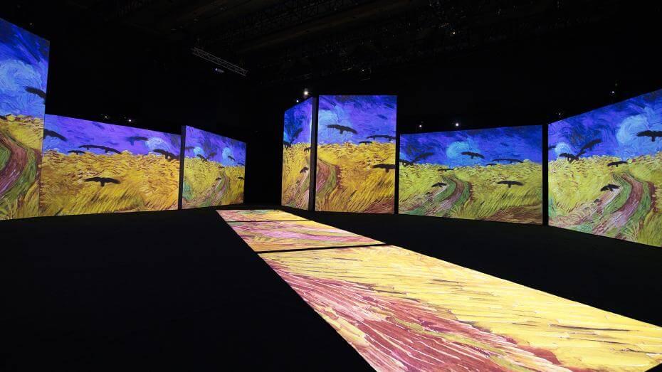 2020 絕不能錯過的國際級藝術盛事 《再見梵谷-光影體驗展》震撼開幕!
