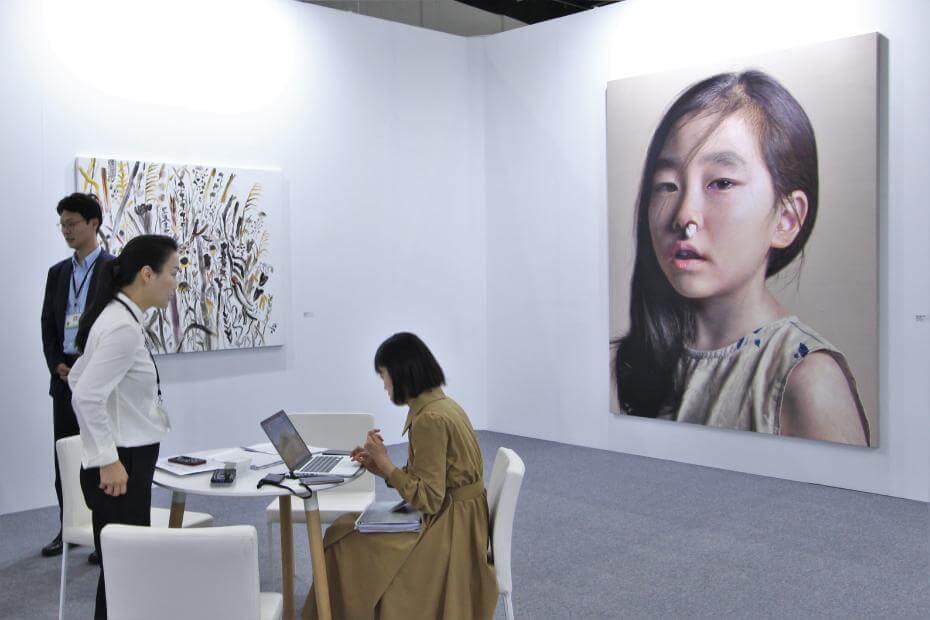2020 TAIPEI DANGDAI 台北當代藝術博覽會開幕 國際藝術匯聚台灣