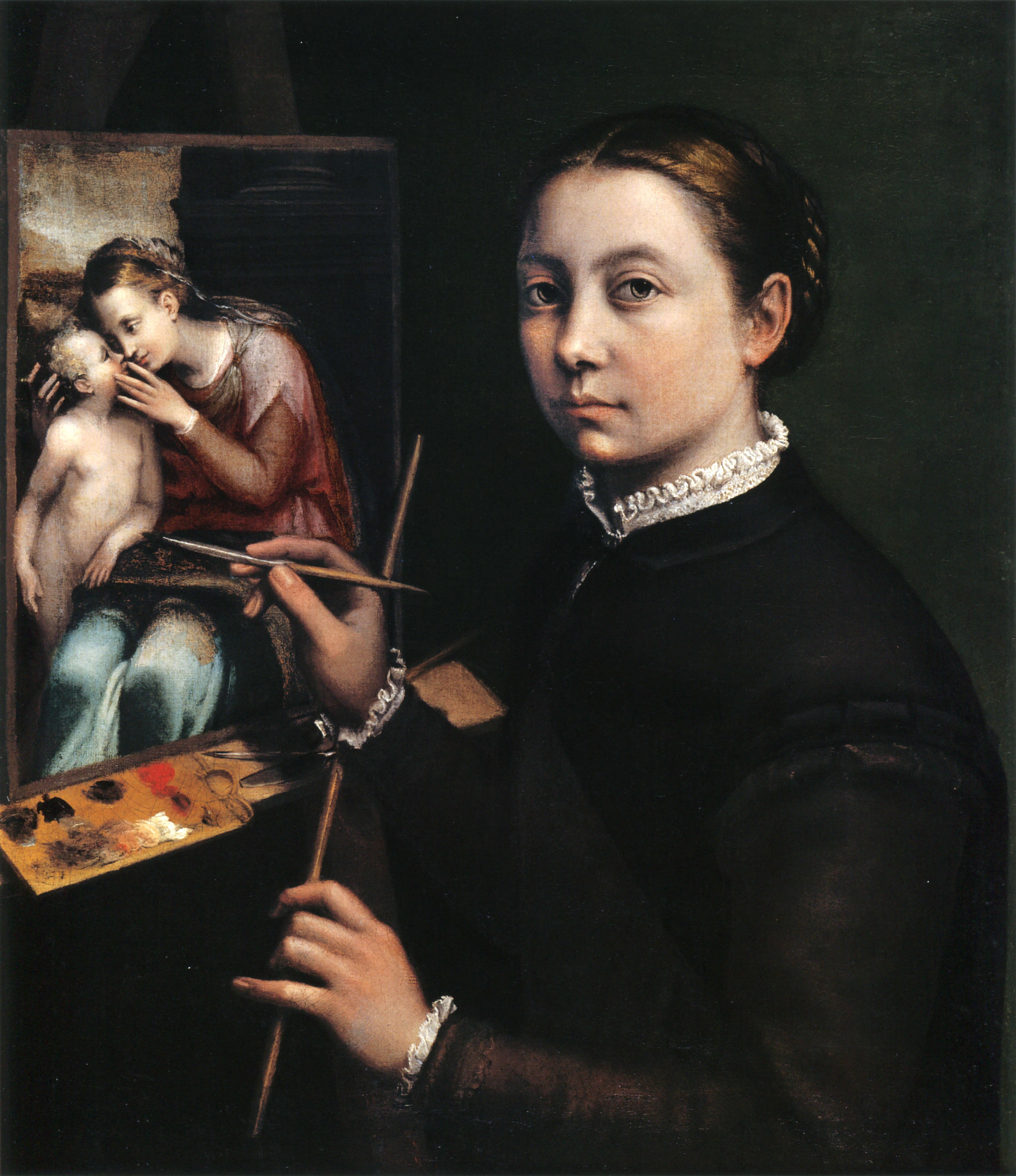 藝術史的另一半拼圖 文藝復興時期的女性成就