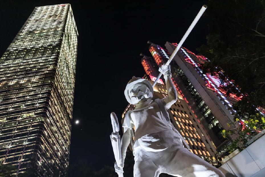 「當香港不再是特區?」 觀察亞洲藝術產業將要因應的板塊位移