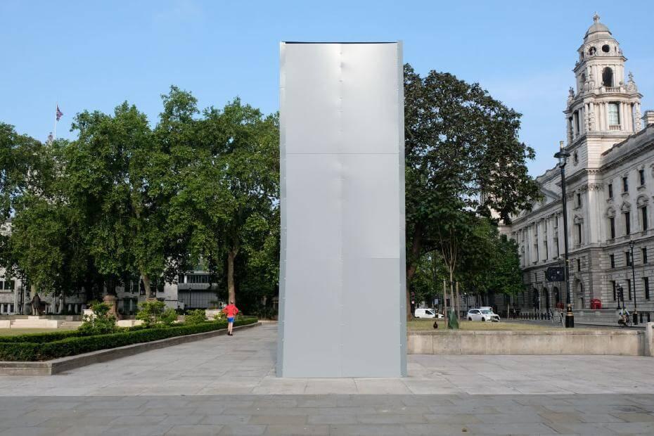 「偉人的形象?」 西方世界的公共雕塑正面臨重新檢視